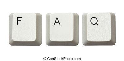 Computer buttons FAQ