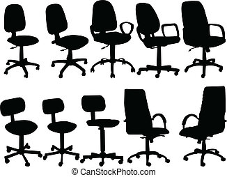computer chairs collection