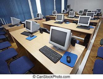 computer classroom 1