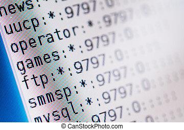 computer- code