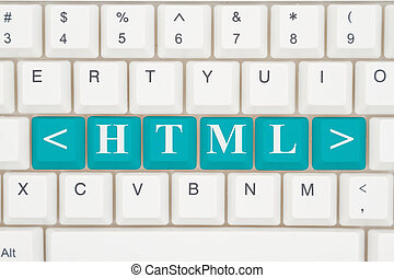 Computer coding with HTML