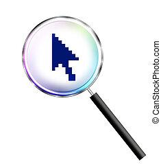 computer cursor
