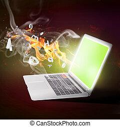 Computer damage