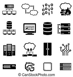 Computer, data and cloud computing - Computers, data, cloud...