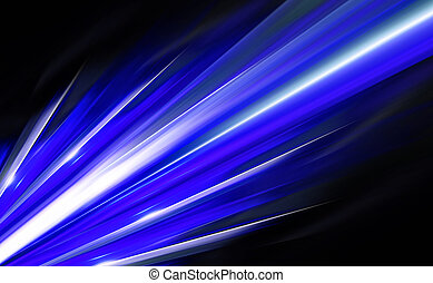 computer design of blue abstract background
