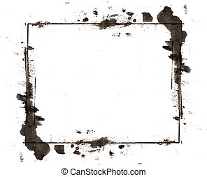 Computer designed highly detailed grunge frame  with space for your text or image. Great grunge layer for your projects.More images like this in my portfolio