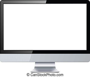 computer, display