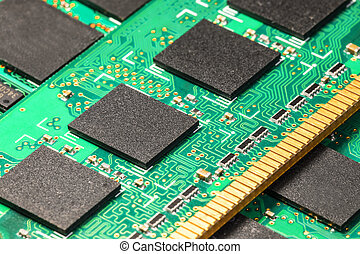 Computer DRAM memory modules