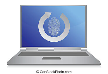 computer fingerprint security