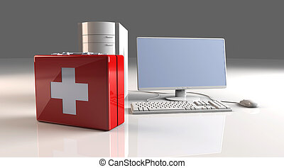 Computer First aid