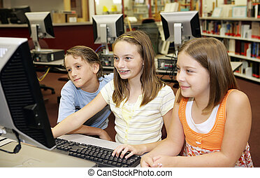 Computer Fun at School