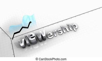 Growing chart Viewership