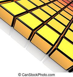 Computer generated image - Box Design