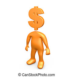 Dollar Person