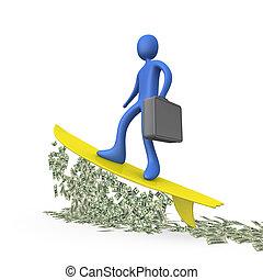 Money Surfing #2