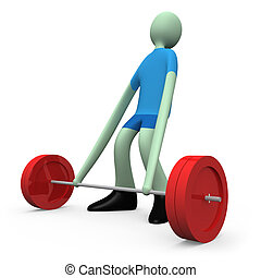 Sports - Weight-lifting #2
