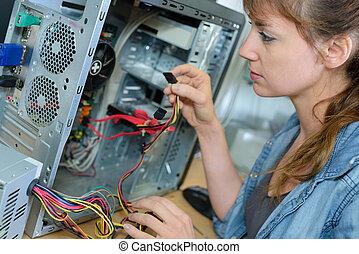 computer hardware assembler