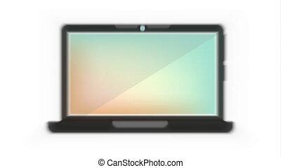 Computer icon design, Video Animation
