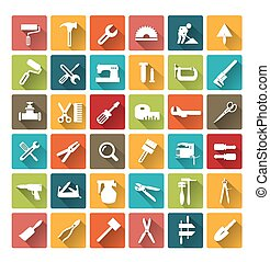 Computer icons  tools