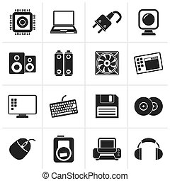 Computer Items icons