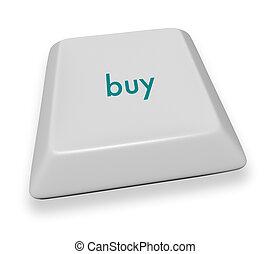 Computer Key - Buy
