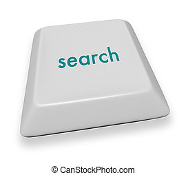 Computer Key - Search