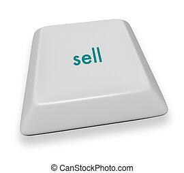Computer Key - Sell