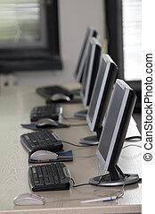 computer klaslokaal