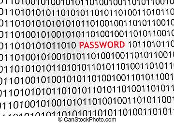 Computer Login - Password