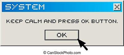 Computer message