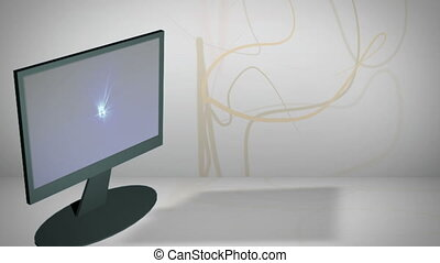 Computer Monitor 2
