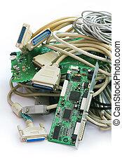 Computer Plugs.