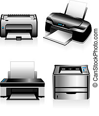 Computer Printers - Laser Printers
