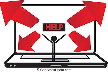 computer problem help me