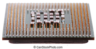Computer processor isolated