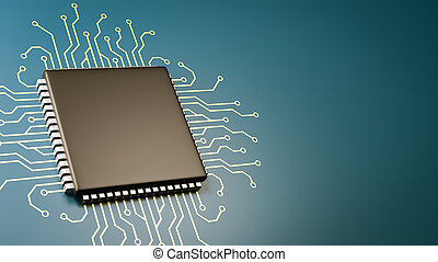 Computer Processor Technology - Computer Processor with ...