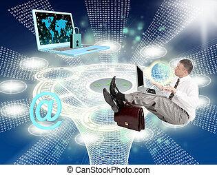 internet connection technologies