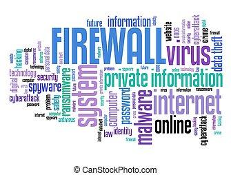 Computer security firewall