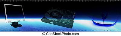 Computer Tech Banner