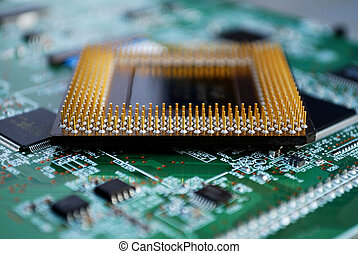 an image of a processor