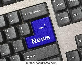 computer toetsenbord, -, klee, nieuws