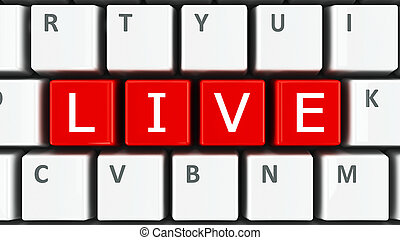 computer toetsenbord, leven