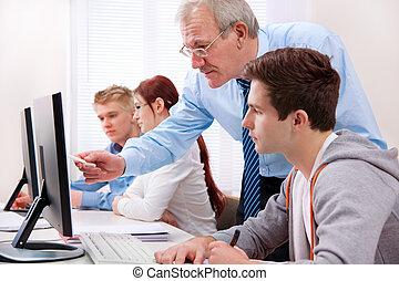 computer- training