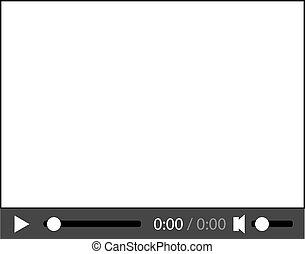 Computer Video Screen