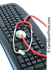 Computer virus concept