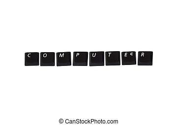 Computer Written in Keys