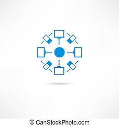 Computerization icon