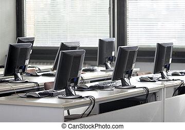 computerklassenzimmer