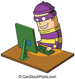 computerkraker, slecht