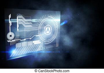 Computing interface